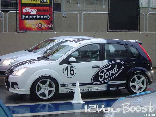 Qrx Ford Fiesta Gt  Corrida Rallye Jpg